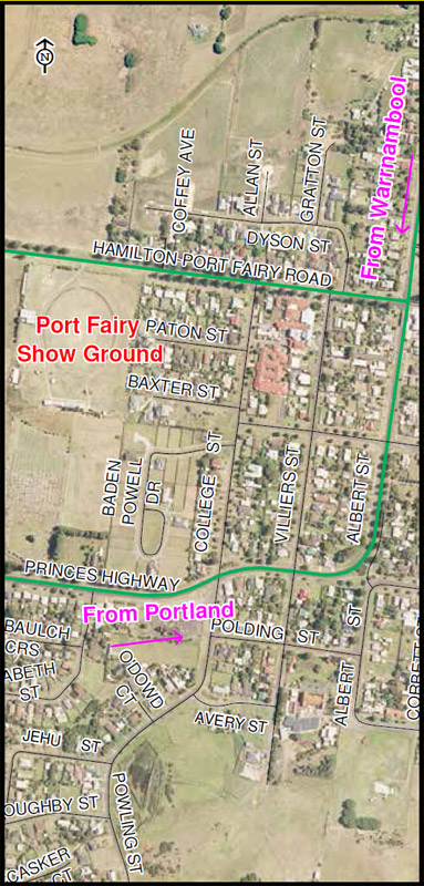Port Fairy Showgrounds