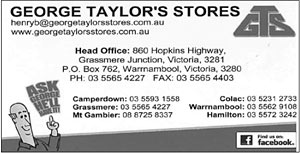 George Taylor's Stores